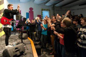 Výchovný koncert 29.1.2015