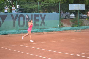 víťazka Dominika Sujová